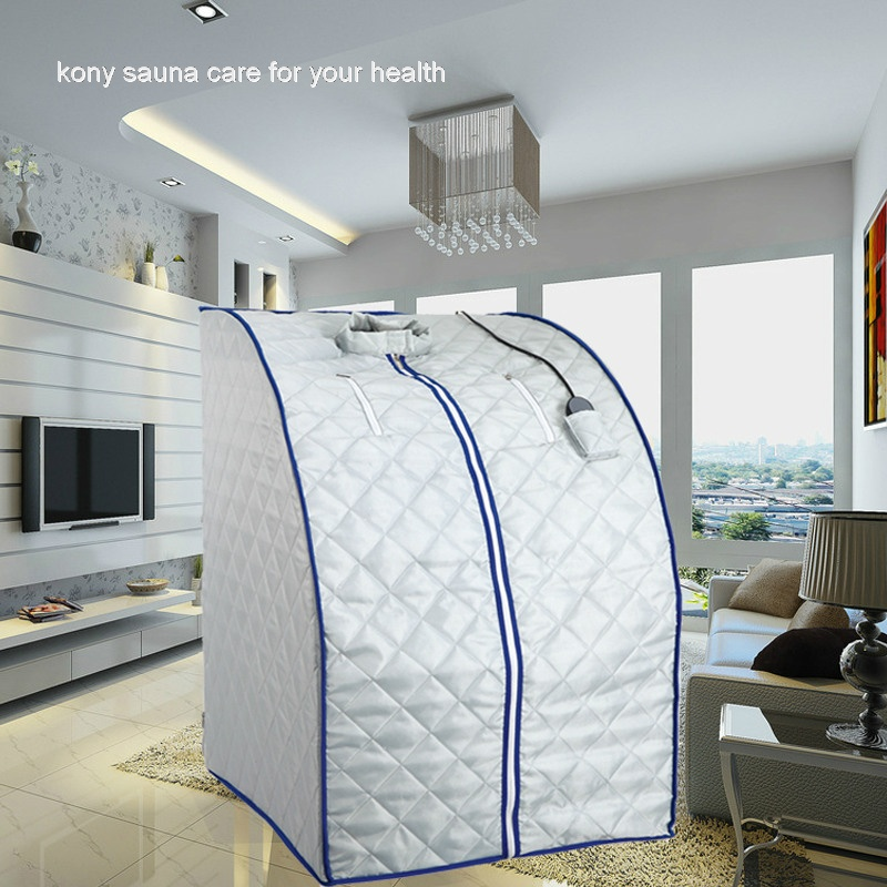 KY-PI01  Portable far infrared sauna room as Hot Therapy sauna dom