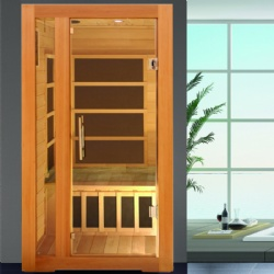 KY-CH01 carbon heater sauna room with simple design
