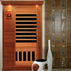 KY-AR01 carbon fiber heater,cedar wood dry bath