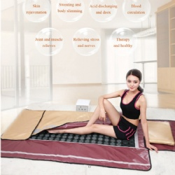 KY-S105 Sauna Blanket could Increases Circulation